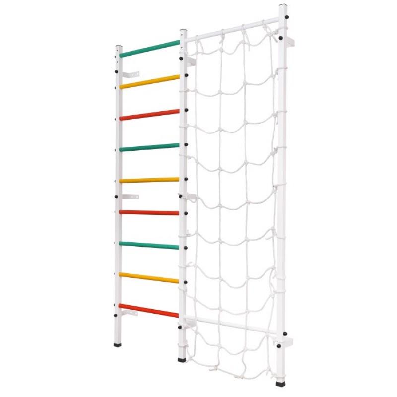 Спортивный элемент AstaSport 4115 лестница для тренировок torres 4 м перекладины 9 шт из пластика регулируемое расстояние между перекладинами