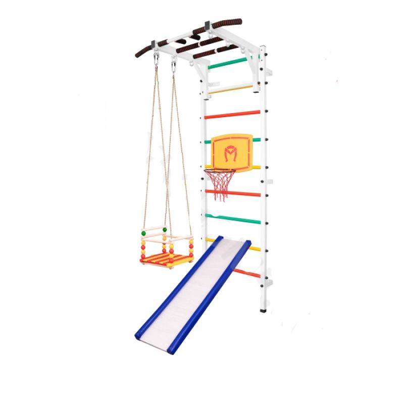 Спортивный элемент AstaSport 4112 лестница для тренировок torres 4 м перекладины 9 шт из пластика регулируемое расстояние между перекладинами