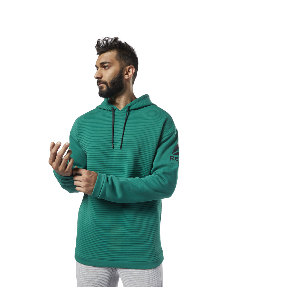 Худи Reebok Wor Fleece Oth Hood цена 2017