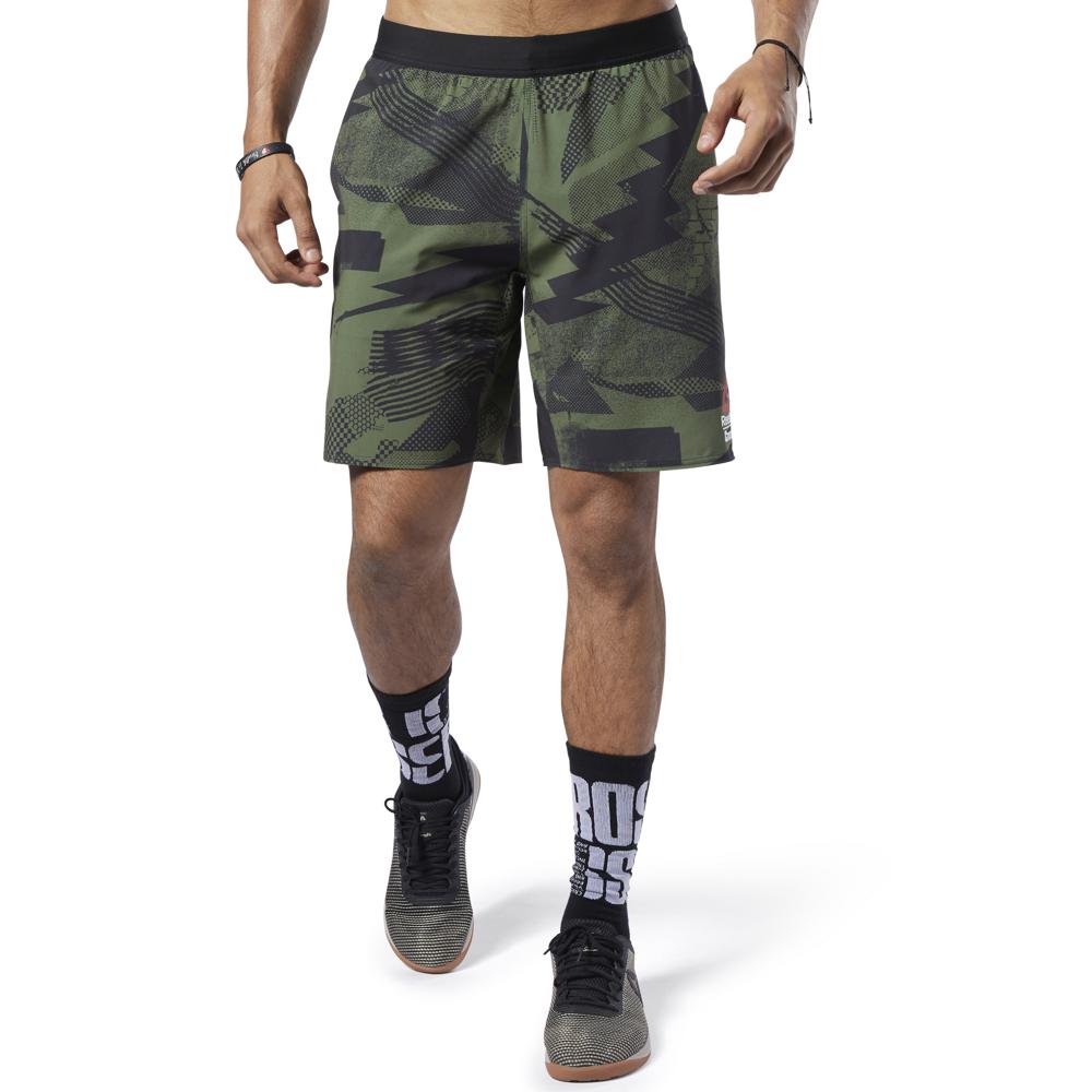 Шорты Reebok Rc Speed Short Game шорты мужские reebok bolton tc 3 inch short цвет темно серый dp6731 размер m 50