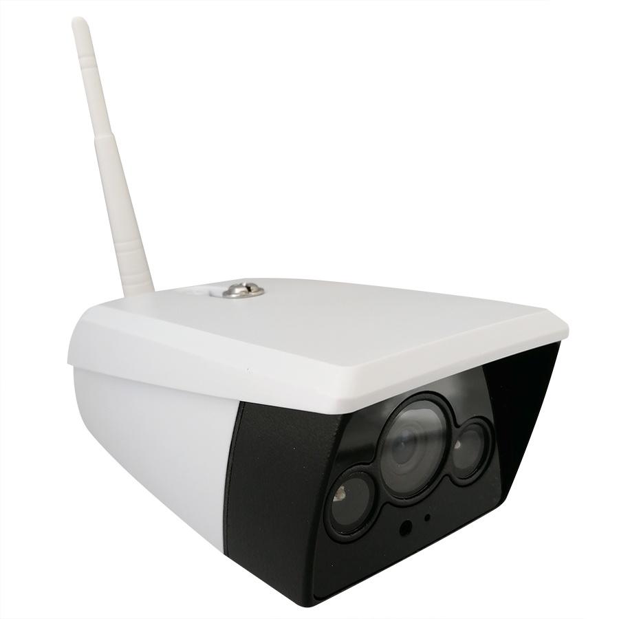 Камера видеонаблюдения Zodikam 3132, белый видеорегистратор zodikam dvr 10