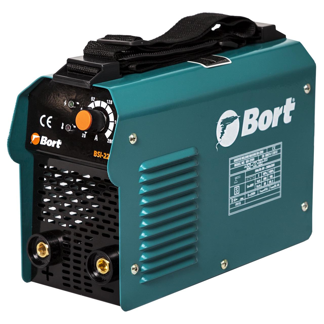 цена на Сварочный аппарат Bort BSI-220H