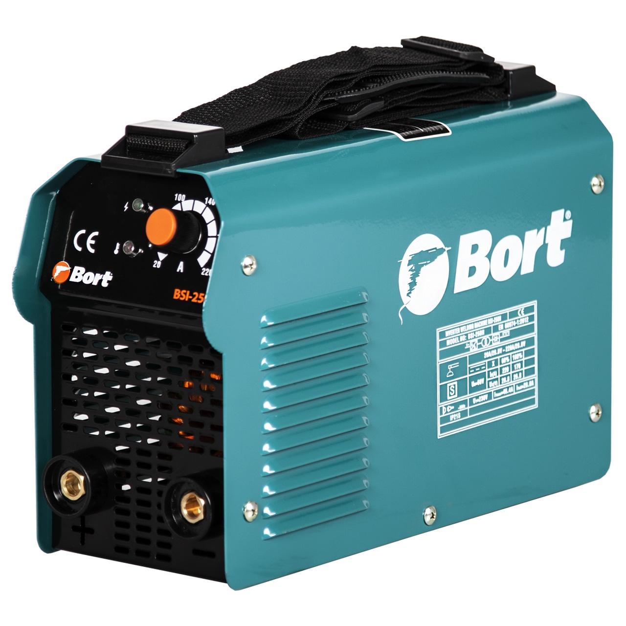 цена на Сварочный аппарат Bort BSI-250H