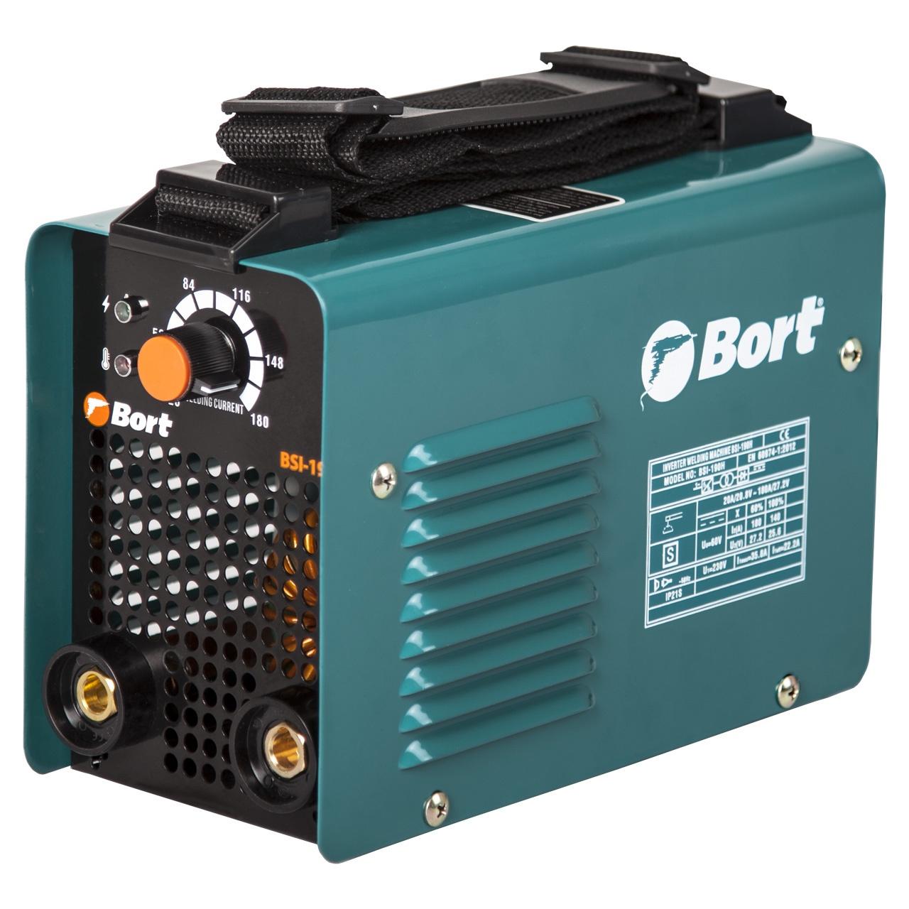 цена на Сварочный аппарат Bort BSI-190H