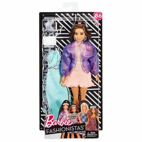 Фото - Кукла Mattel Барби Fashionistas Игра с модой Спорт набор школьниика barbie