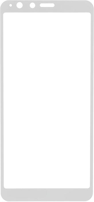 Защитное стекло GOSSO CASES для ASUS ZenFone Max Plus (M1) ZB570TL Full Screen 5D White, белый