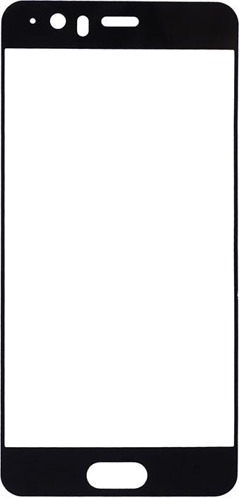 Защитное стекло GOSSO CASES для Huawei P10 Plus Full Screen 5D Black, черный
