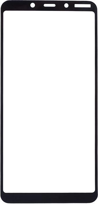 Защитное стекло GOSSO CASES для Nokia 3.1 Plus Full Screen 5D Black, черный