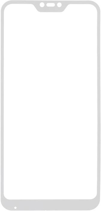 Защитное стекло GOSSO CASES для Xiaomi Mi A2 Lite Full Screen 5D White, белый