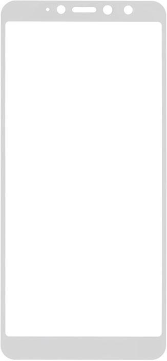 Защитное стекло GOSSO CASES для Xiaomi Redmi S2 Full Screen 5D White, белый