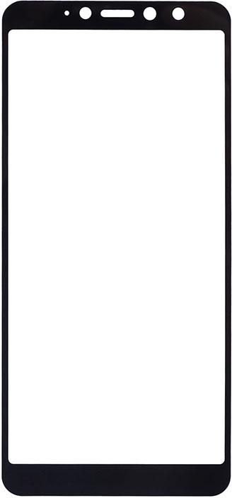 Защитное стекло GOSSO CASES для Xiaomi Redmi S2 Full Screen 5D Black, черный