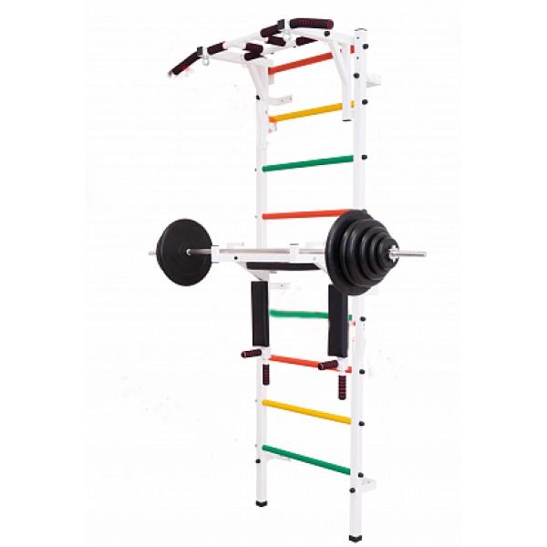 Спортивный комплекс Sportlim 4036 утяжелитель спортивный indigo неопреновые цвет красный 0 2 кг 2 шт
