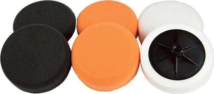 Полировальный круг Chamaeleon, оранжевый, М14, жесткий. 49210 цена