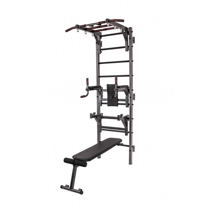 Спортивный комплекс AstaSport 3200 лестница для тренировок torres 4 м перекладины 9 шт из пластика регулируемое расстояние между перекладинами