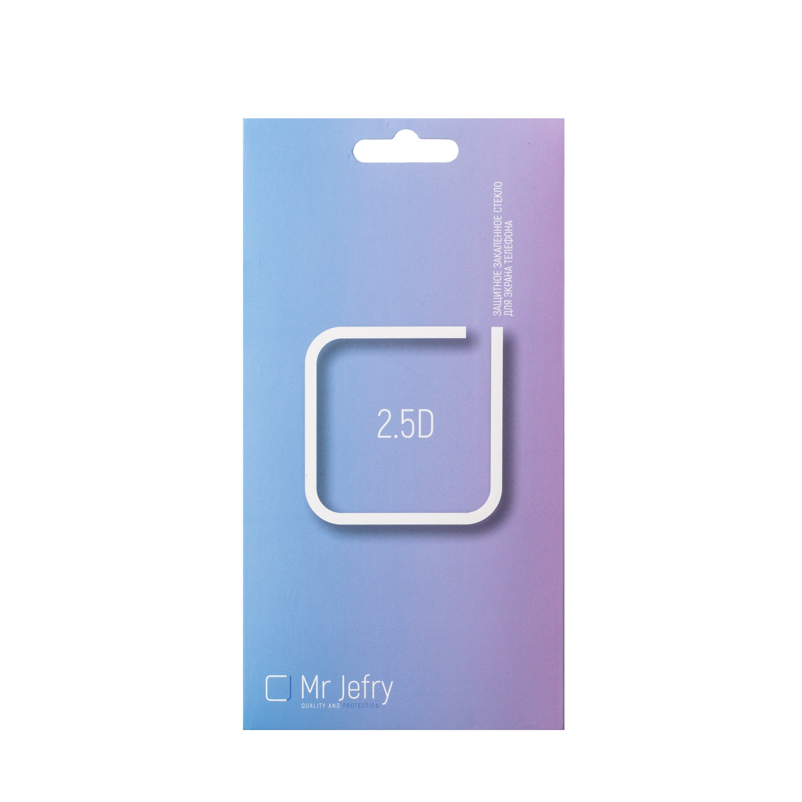 Mr Jefry стекло защитное (многослойное) 2,5D для Samsung J4