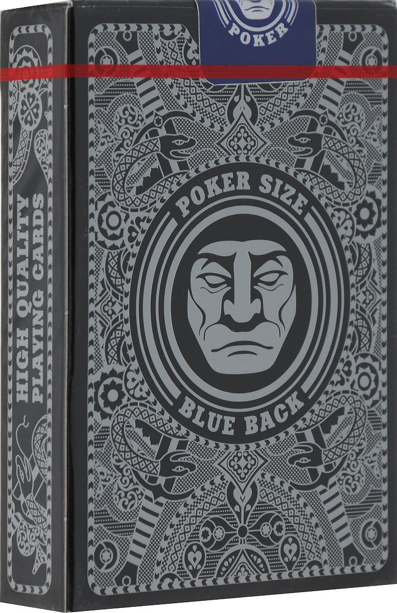Игральные карты Miland Golem, ИН-3832, 63 х 88 мм, 54 шт сувенирные игральные карты miland черное море ин 2498 54 шт