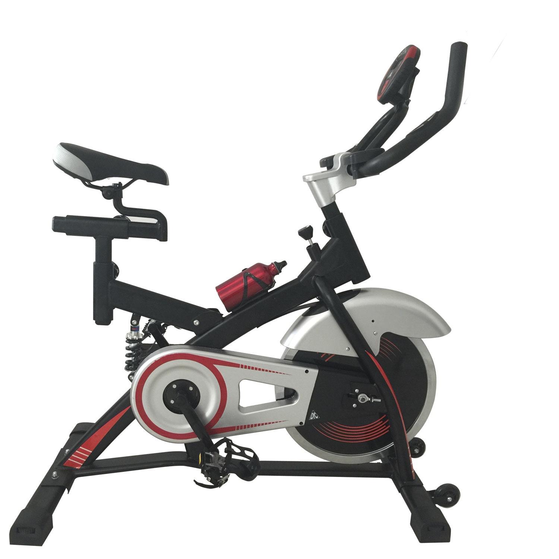 Велотренажер DFC VT-8302R / B8302, красный dfc 101