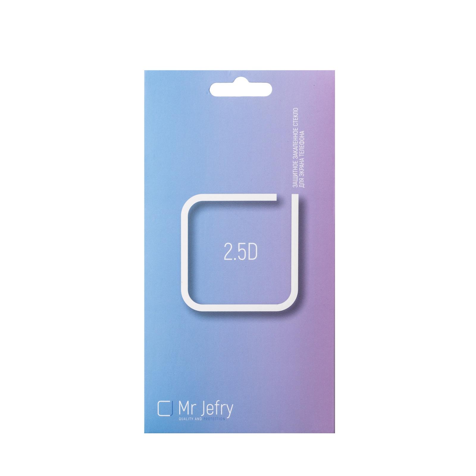 Mr Jefry стекло защитное (многослойное) 2,5D для IPhone xs max