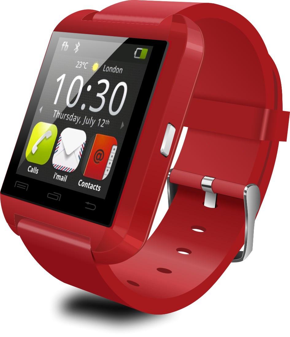 лучшая цена Умные часы No Name U8, красный