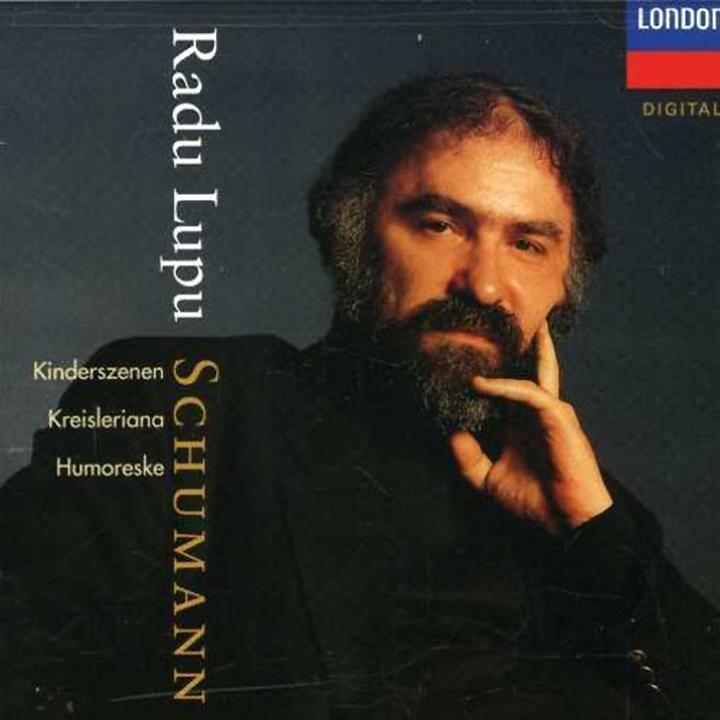 Radu Lupu. Schumann: Humoreske; Kinderszenen; Kreisleriana ф шопен ноктюрны op 15 nocturnes op 15