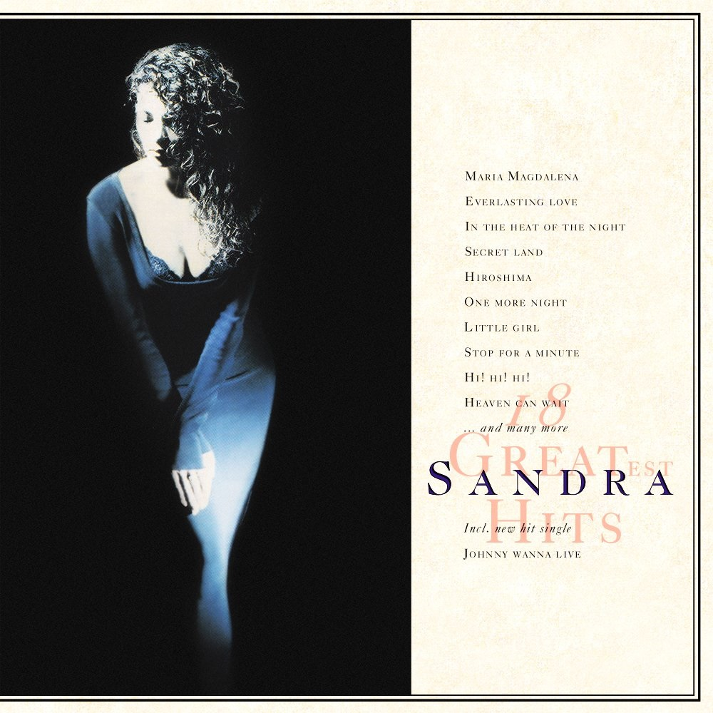 Sandra. 18 Greatest Hits queen greatest hits