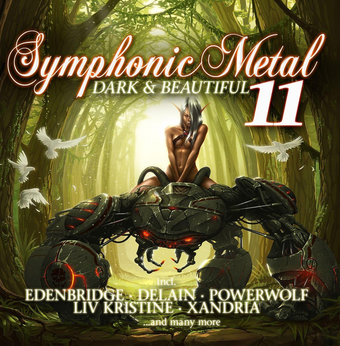 Various Artists Various Artists. Symphonic Metal 11 - Dark & Beautiful (2 CD) symphonic metal dark