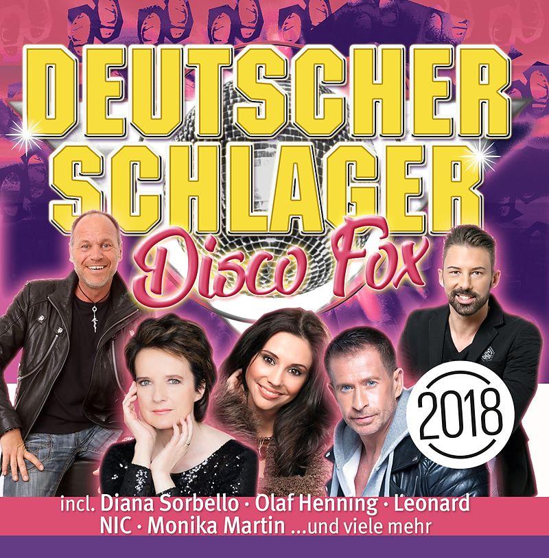 Various Artists. Deutscher Schlager - Disco Fox (2 CD) deutscher disco fox 2011 2 cd
