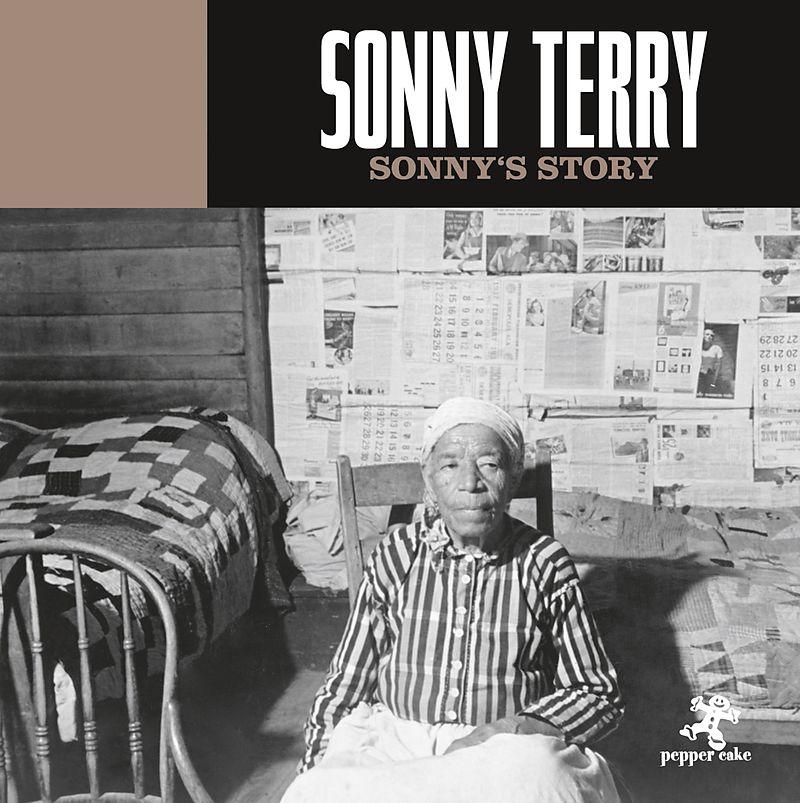 Сонни Терри Sonny Terry. Sonny's Story сонни кларк sonny clark leapin and lopin