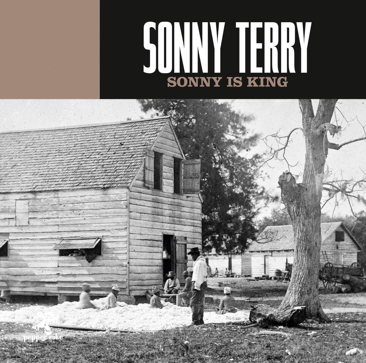Сонни Терри Sonny Terry. Sonny Is King сонни кларк sonny clark leapin and lopin