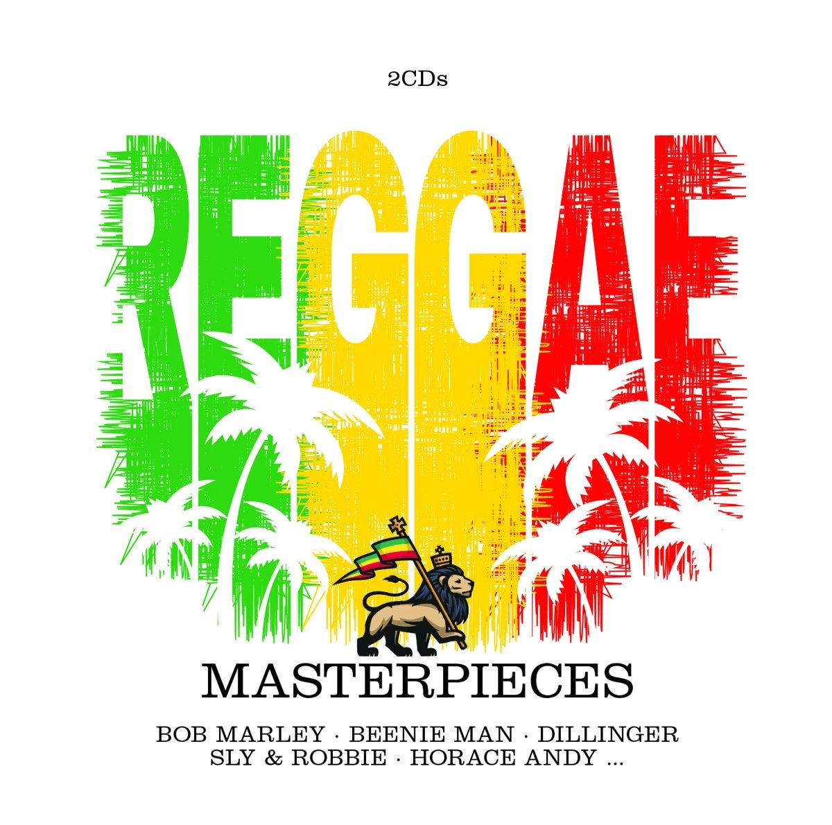Various Artists Various Artists. Reggae Masterpieces (2 CD) все цены