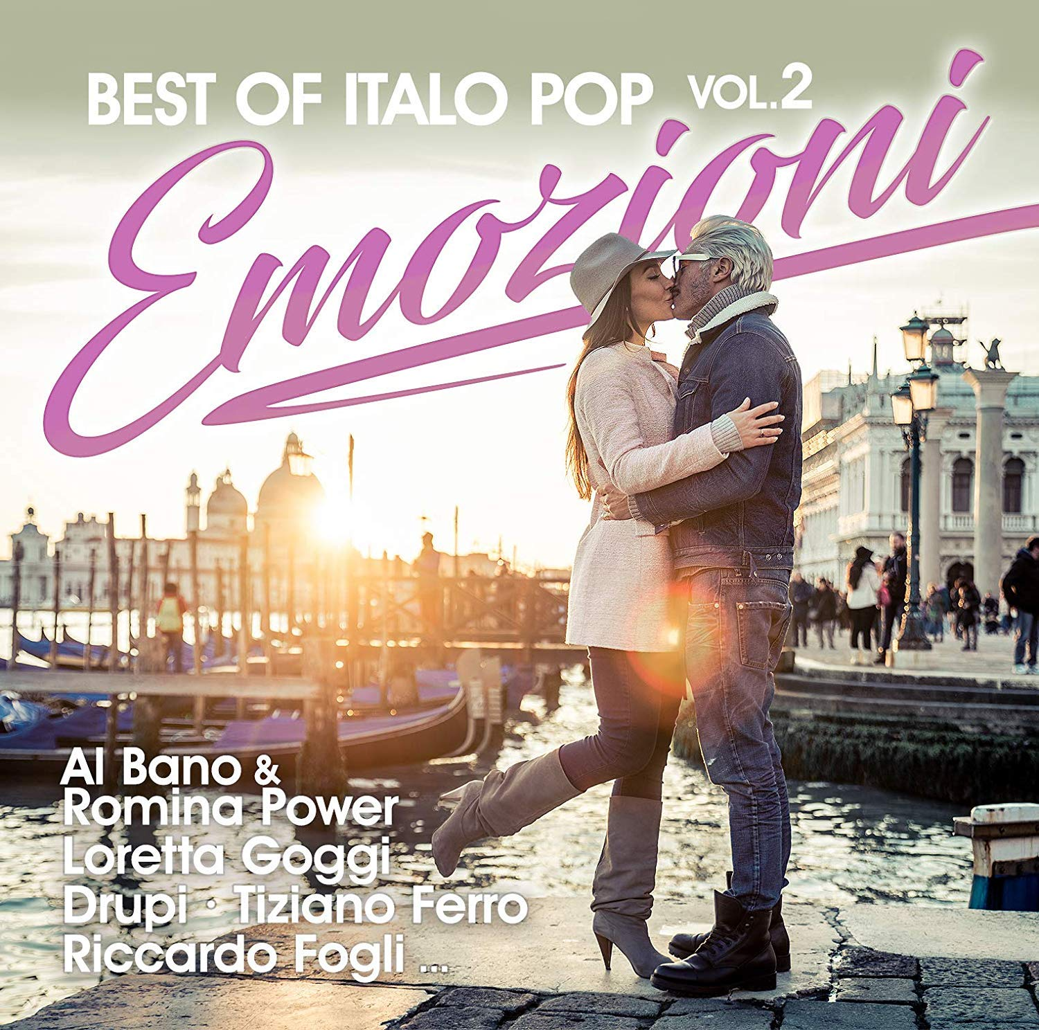 Various Artists. Emozioni - Best Of Italo Pop Vol. 2 цена