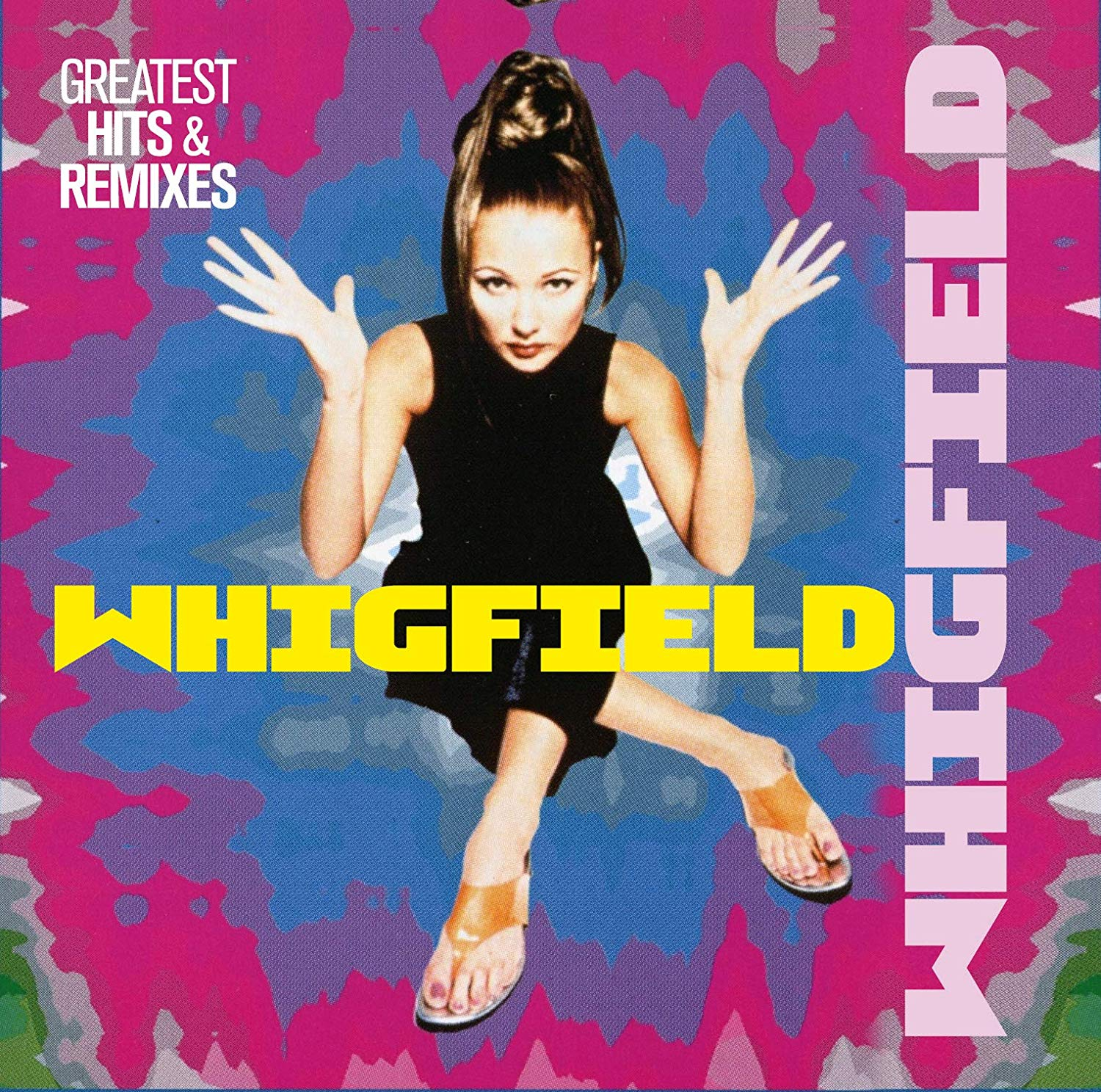 Whigfield. Greatest Hits & Remixes (2 CD) недорого