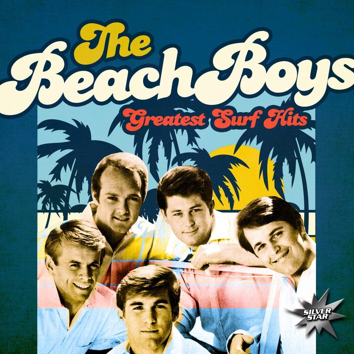 The Beach Boys The Beach Boys. Greatest Surf Hits (LP) the beach boys the beach boys greatest surf hits