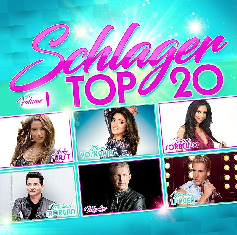 лучшая цена Various Artists Various Artists. Schlager Top 20 Vol. 1