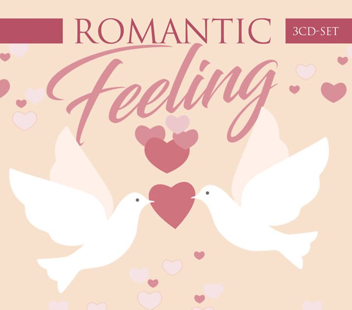 купить Various Artists Various Artists. Romantic Feeling (3 CD) по цене 2101 рублей