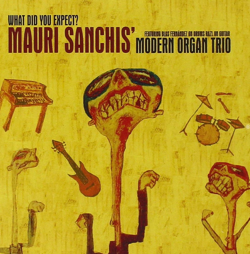 Mauri Sanchis Mauri Sanchis. Modern Organ T. What Did You Expect? s sanchis eurinome