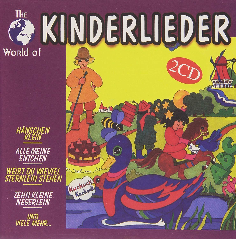 Various Artists Artists. World Of Kinderlieder (2 CD)