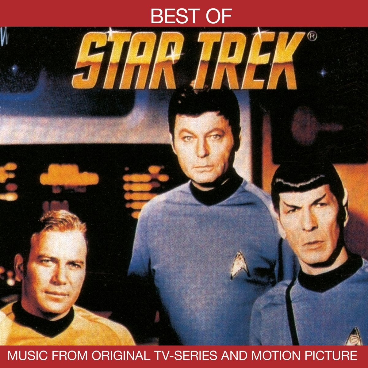 Star Trek Star Trek. Best Of Star Trek (LP) elisa j kassin star trek strange new worlds vii