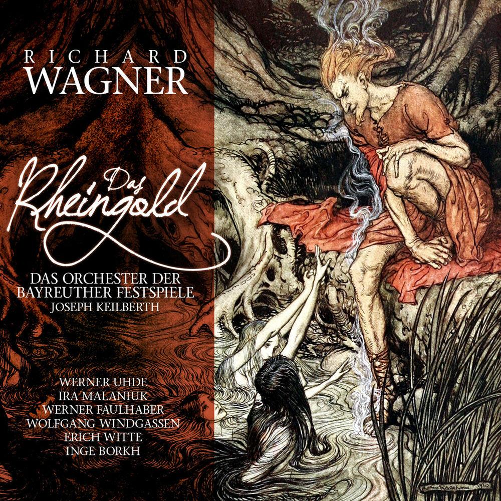 R. Wagner, J. Keilberth. Das Rheingold (2 CD) r wagner prelude