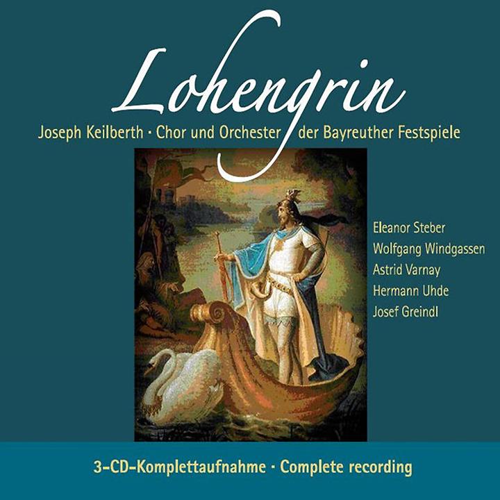 R. Wagner, J. Keilberth. Lohengrin (3 CD) r wagner prelude
