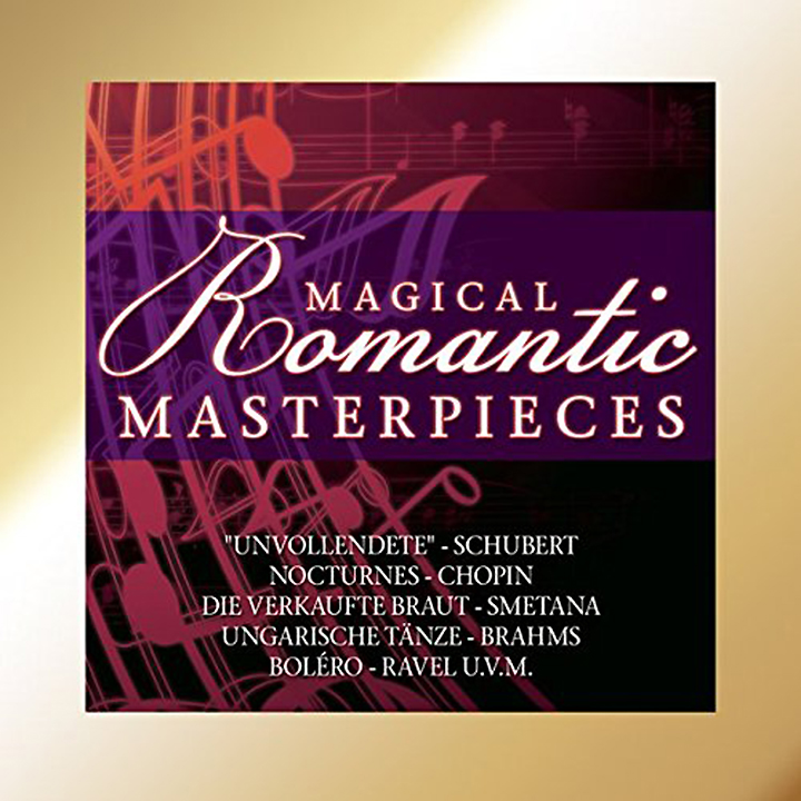 купить Various Artists Various Artists. Magical Romantic Masterpieces (10 CD) по цене 2909 рублей
