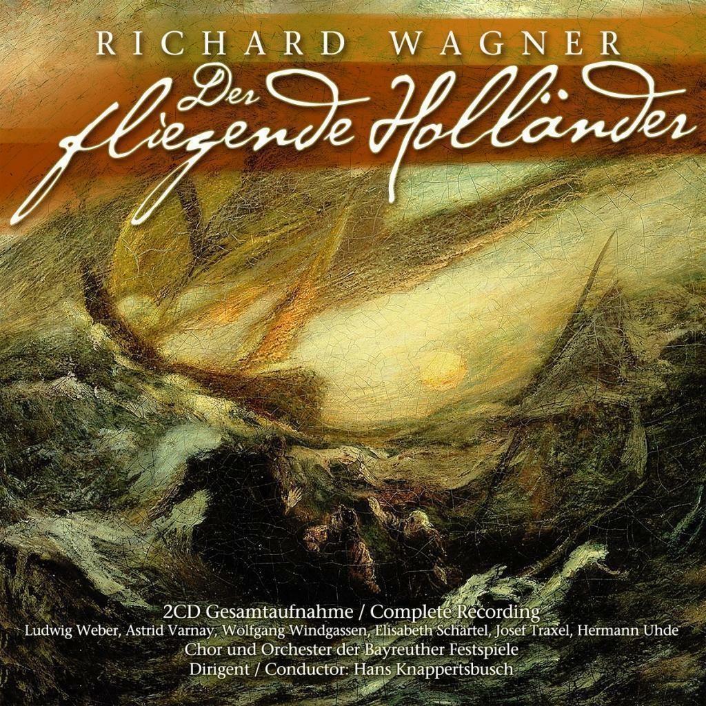 R. Wagner, H. Knappertsbusch. Der Fliegende Hollander (2 CD) r wagner prelude