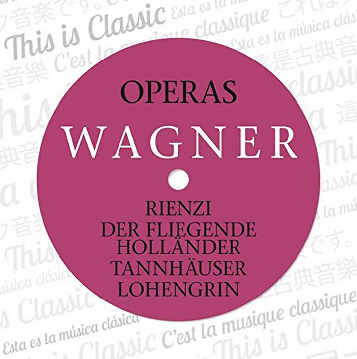 R. Wagner, Knappertsbusch, Keil. Wagner: Opern Ii, Operas Ii (12 CD)
