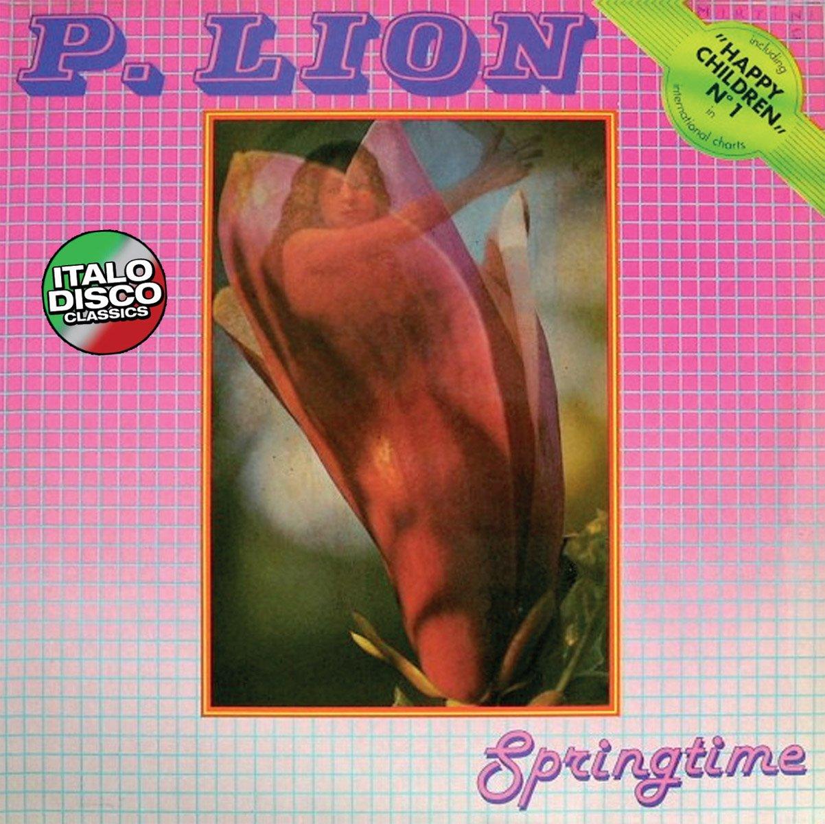 P. Lion. Springtime (LP)