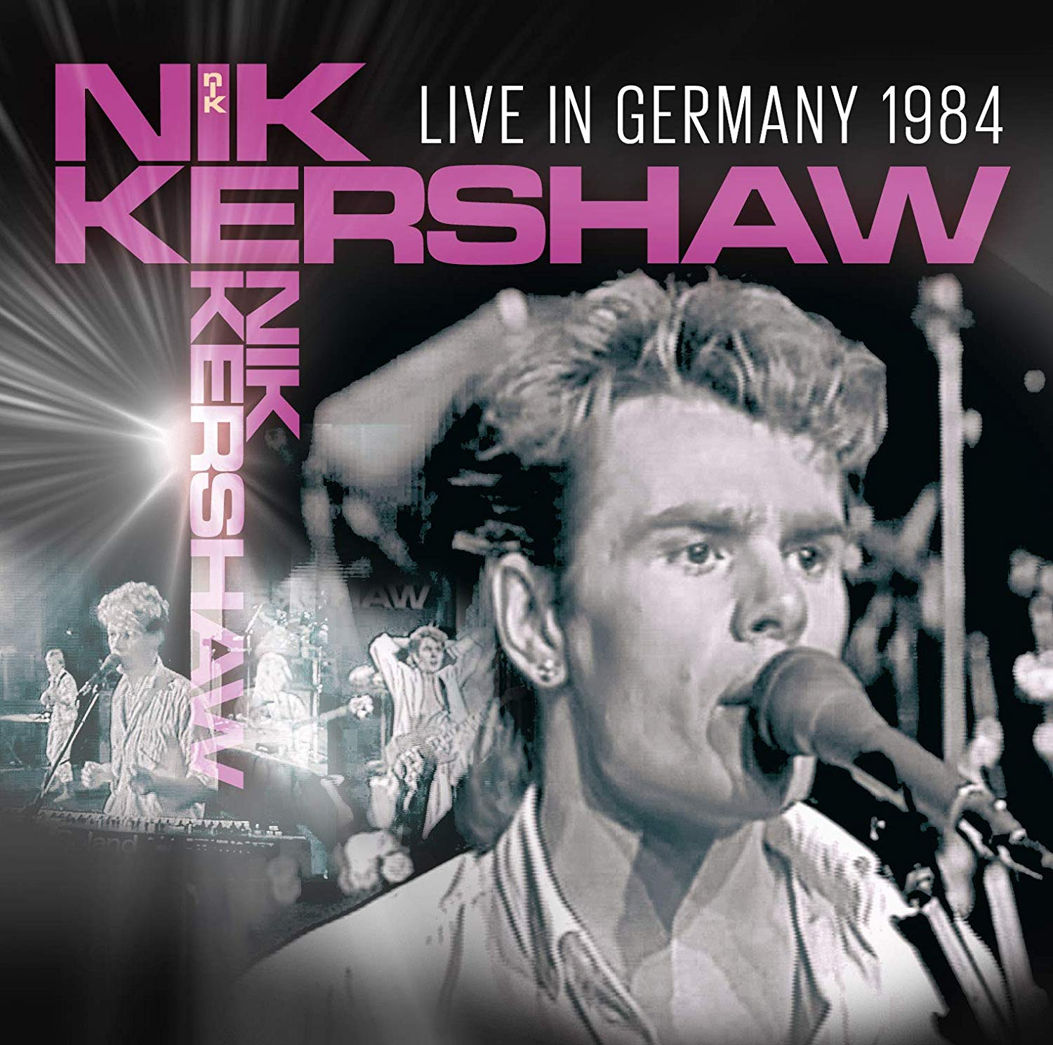 Nik Kershaw. Live In Germany 1984 цены