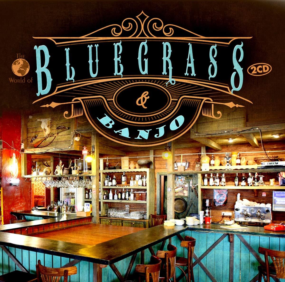 Various Artists Various Artists. Bluegrass & Banjo (2 CD) various artists romantic piano adagios 2 cd