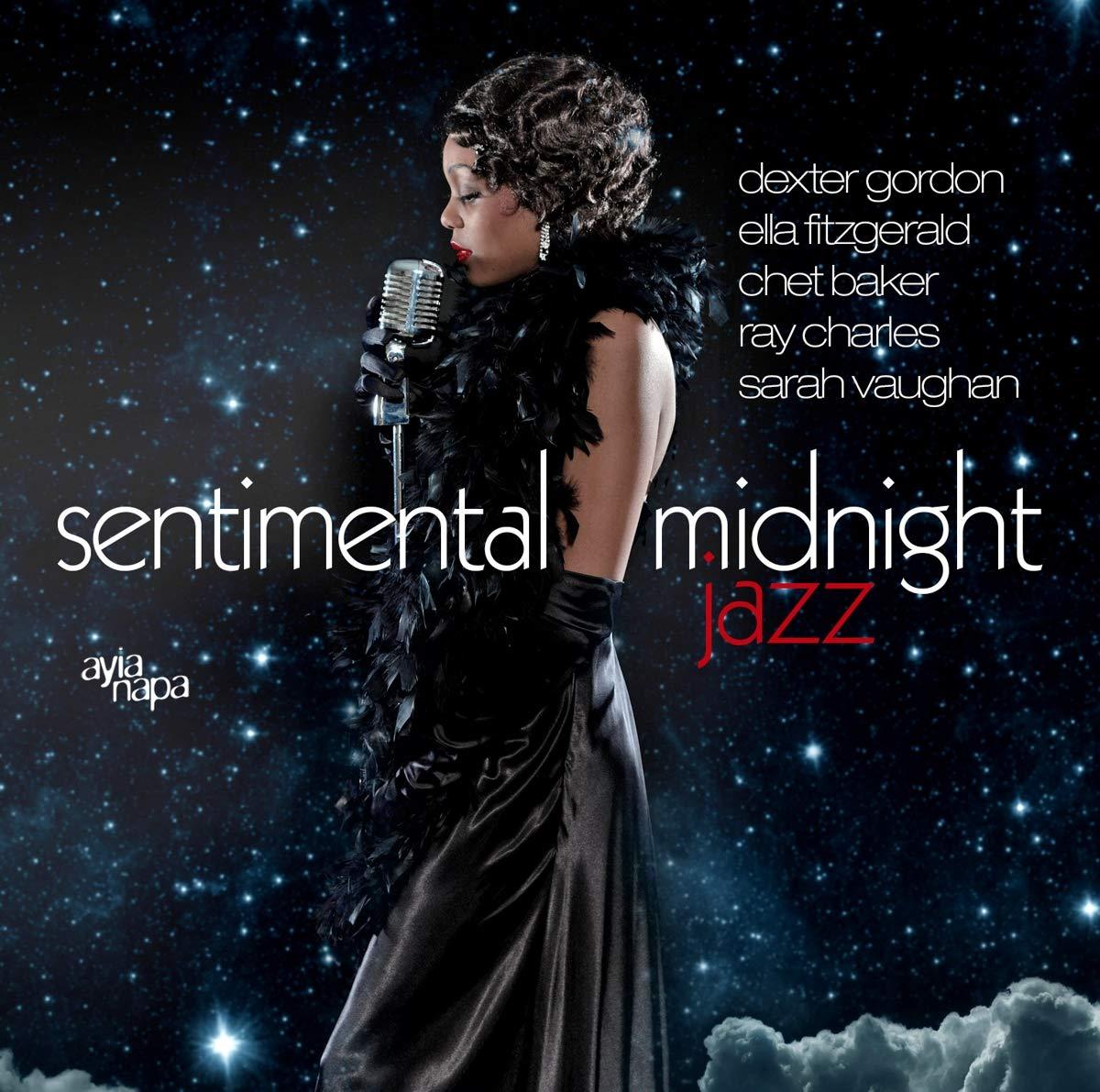 лучшая цена Various Artists Various Artists. Sentimental Midnight Jazz (2 CD)
