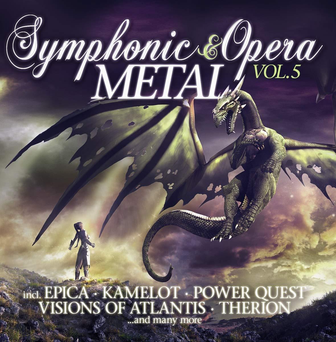 Various Artists Various Artists. Symphonic & Opera Metal Vol. 5 (2 CD) symphonic metal dark