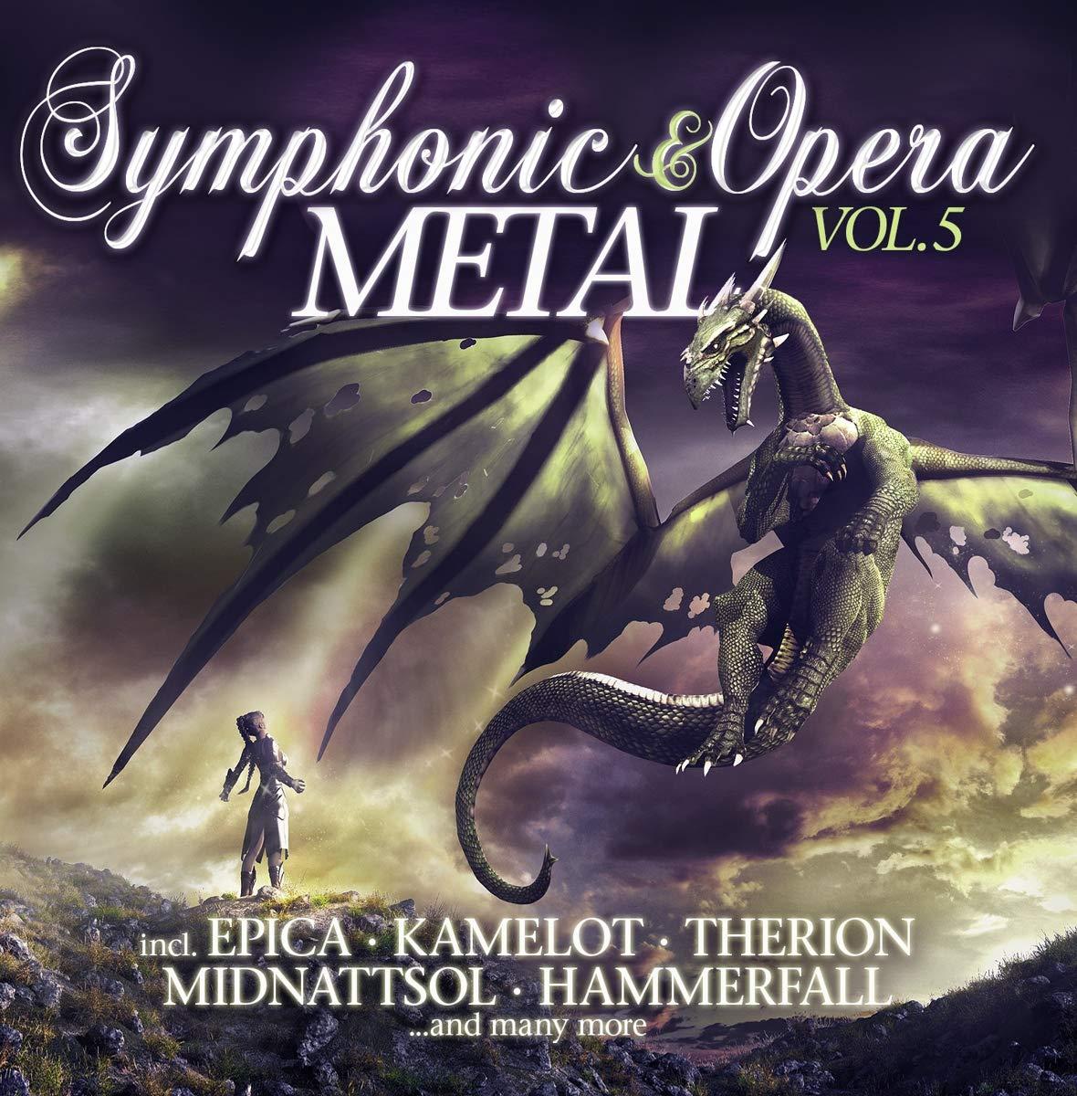 Various Artists Various Artists. Symphonic & Opera Metal Vol. 5 (LP) symphonic metal dark