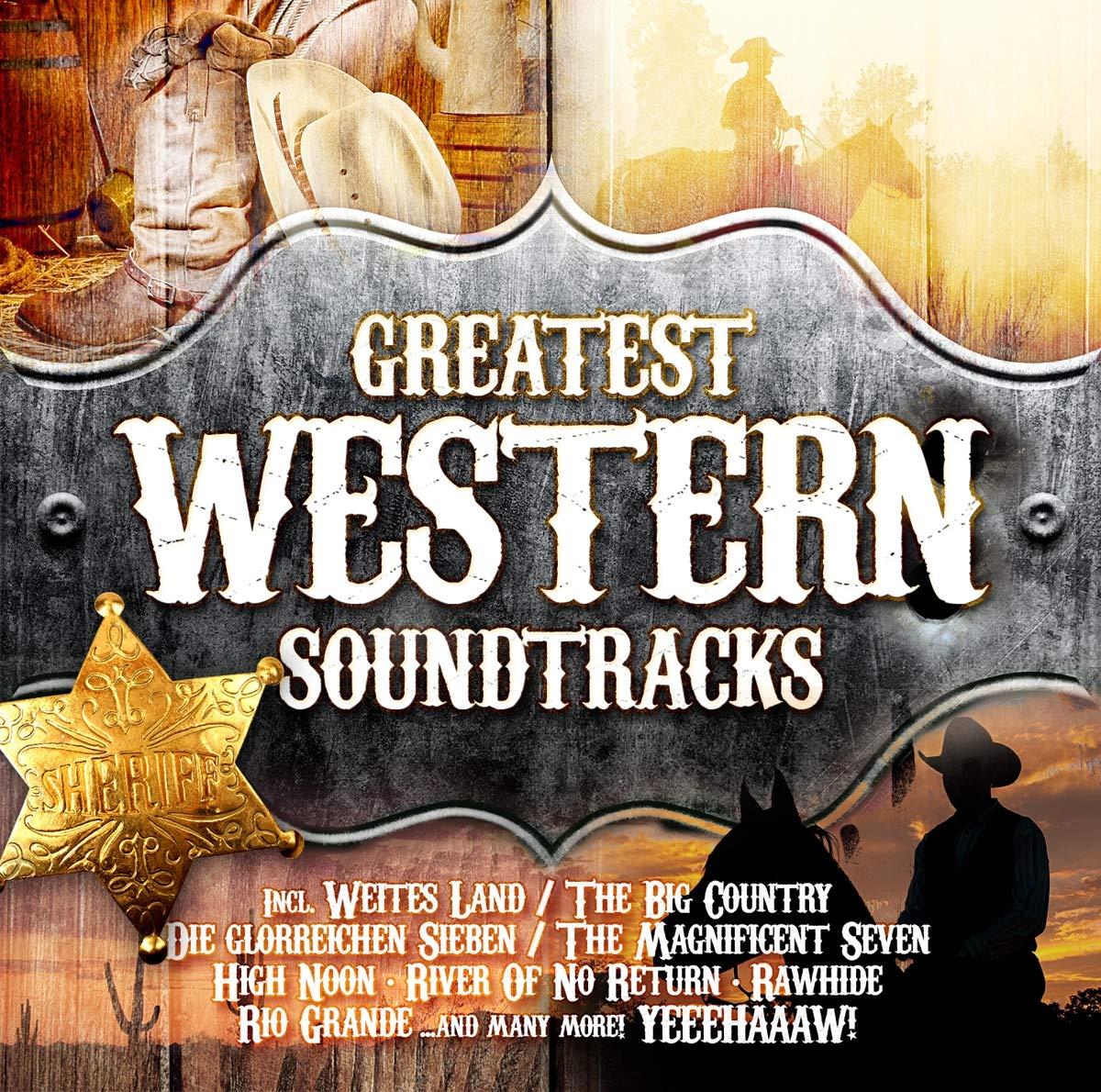 все цены на Various Artists. Greatest Hollywood Western Soul (LP) онлайн